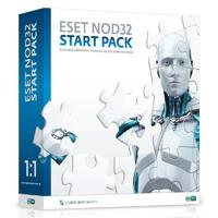 Антивирус ESET NOD32 START PACK (1ПК/1г) NOD32-ASP-NS(BOX)-1-