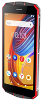 Смартфон Haier Titan T1 16Gb black/red